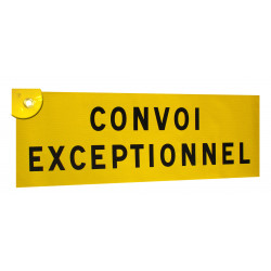 Bandeau CONVOI EXCEPTIONNEL - Tissu