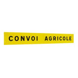 Bandeau CONVOI AGRICOLE - Magnétique