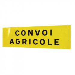 Bandeau CONVOI AGRICOLE - Adhésif