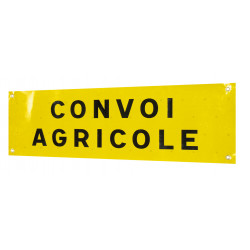 Bandeau CONVOI AGRICOLE - Tissu