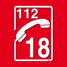 Adhésif Téléphone 18-112