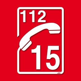 Téléphone 15-112